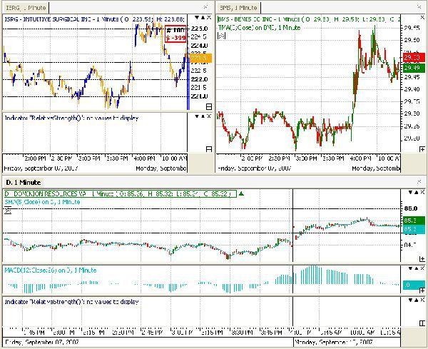 Vorschau AmpleSight Trader - Bild 1