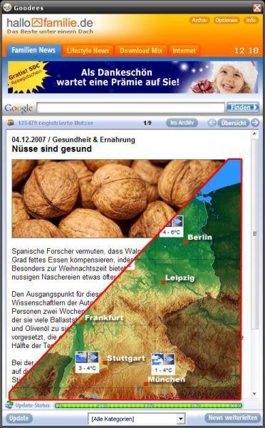 Vorschau HalloFamilie.de Nachrichtendienst - Bild 1