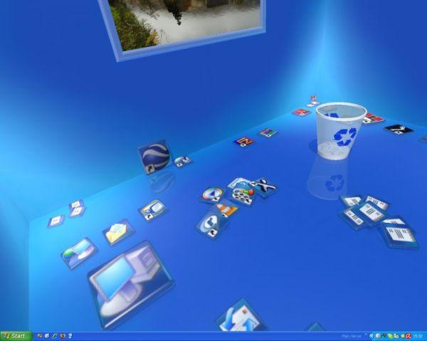 Vorschau Real Desktop Free Standard - Bild 1