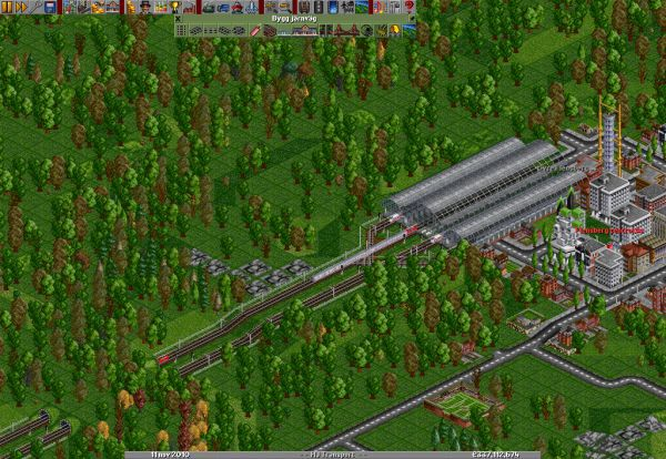 Vorschau OpenTTD for Windows - Bild 1