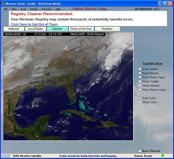 Vorschau Radar Toolkit - Bild 1