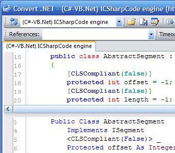 Vorschau Convert .NET - Bild 1