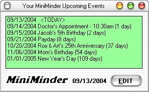 Vorschau MiniMinder - Bild 1