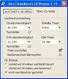 Vorschau CD Bremse - Bild 1
