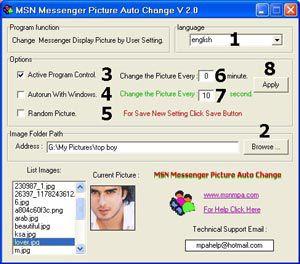 Vorschau Messenger Pictures Auto - Bild 1