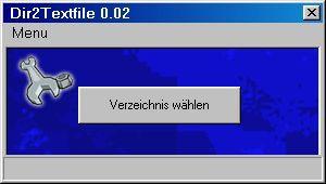 Vorschau Dir2Textfile - Bild 1