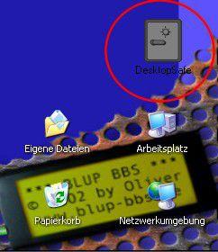Vorschau Wolfs DesktopSafe - Bild 1