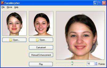 Vorschau FaceMorpher Lite - Bild 1
