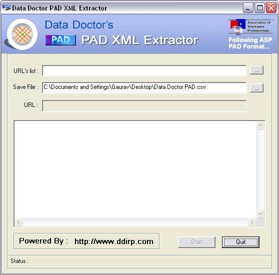 Vorschau XML Parser Software - Bild 1