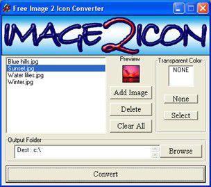 Vorschau Image 2 Icon Converter - Bild 1