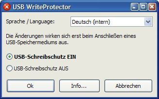 Vorschau USB WriteProtector - Bild 1