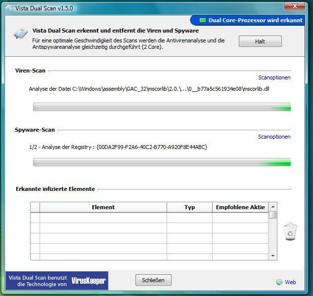 Vorschau Vista Dual Scan - Bild 1