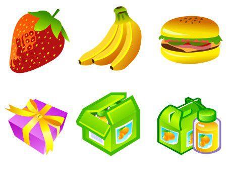 Vorschau Free Food Icons - Bild 1