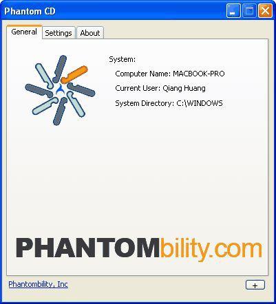 Vorschau Phantom CD - Bild 1