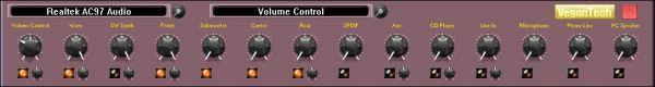 Vorschau VeganTech Windows Sound Mixer - Bild 1