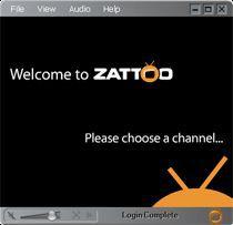 Vorschau Zattoo Player - Bild 1