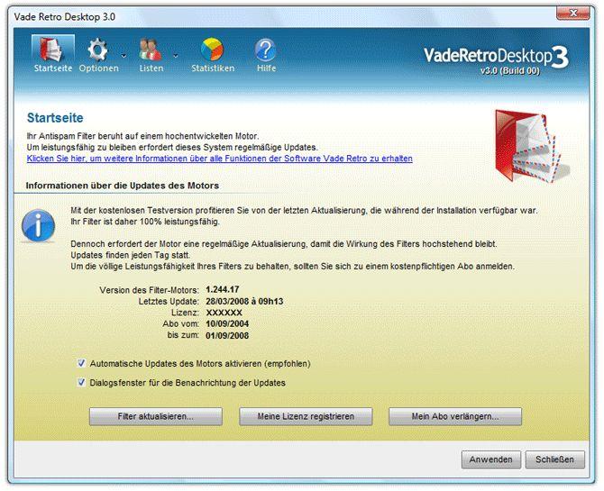 Vorschau Vade Retro Desktop - Bild 1