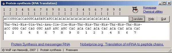 Vorschau mRNA - Bild 1