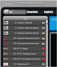 Vorschau TVUPlayer - Bild 1