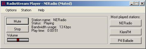 Vorschau Radio Stream Player - Bild 1