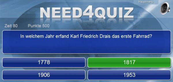 Vorschau Need4Quiz - Bild 1