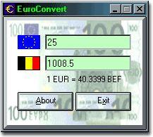 Vorschau EuroConvert - Bild 1