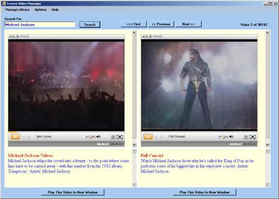 Vorschau Truveo Video Manager - Bild 1