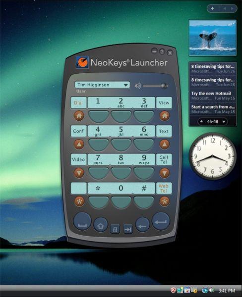 Vorschau NeoKeys Launcher - Bild 1