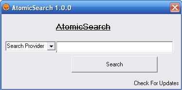 Vorschau AtomicSearch - Bild 1