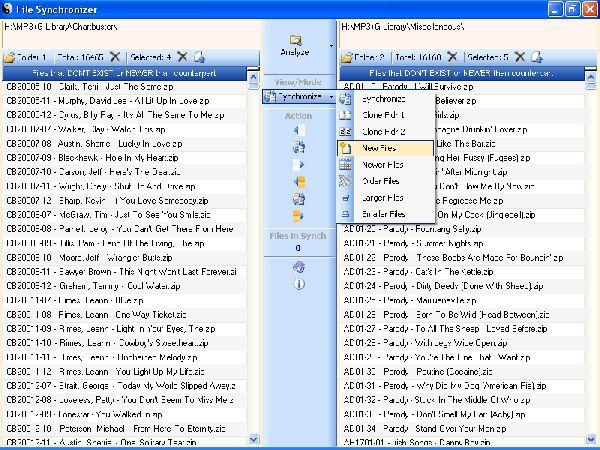 Vorschau File Synchronizer - Bild 1