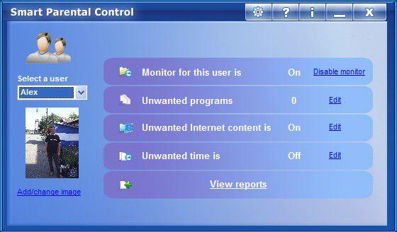 Vorschau Smart Parental Control - Bild 1