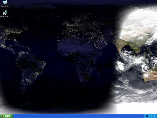 Vorschau Desktop Earth - Bild 1
