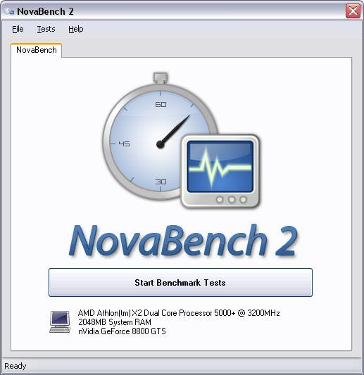 Vorschau NovaBench - Bild 1
