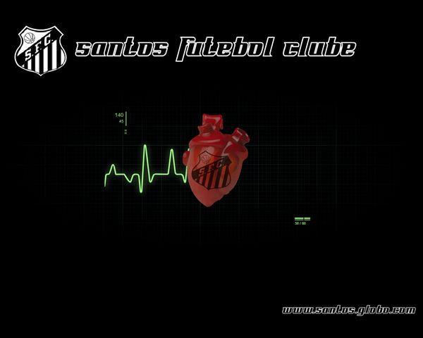 Vorschau Santos F.C Screensaver - Bild 1