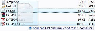 Vorschau TXT2PDF - Bild 1