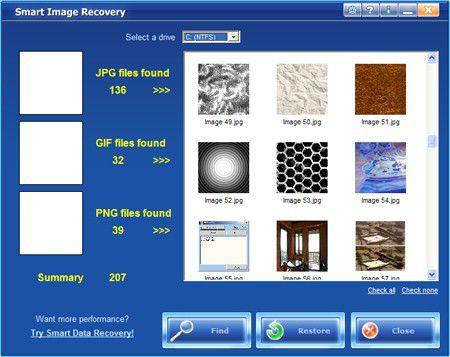 Vorschau Smart Image Recovery - Bild 1