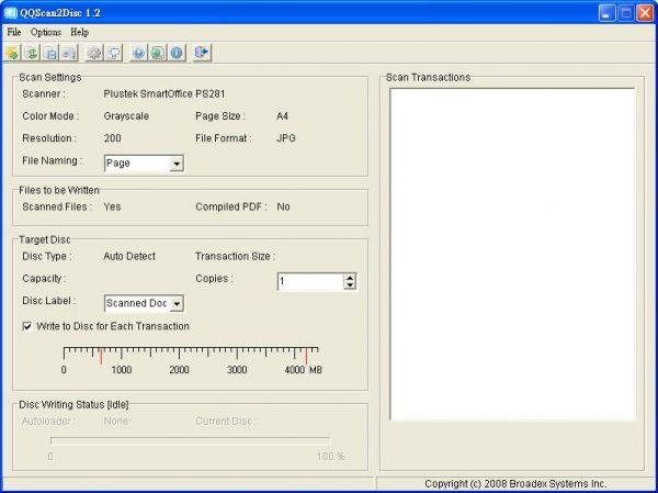 Vorschau QQScan2Disc - Bild 1