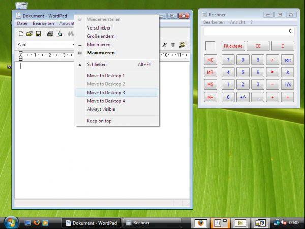 Vorschau Windowspager - Bild 1