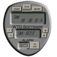 Vorschau WTD Freeware Timer Alarm - Bild 1