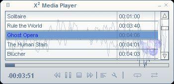 Vorschau X2 Media Player - Bild 1