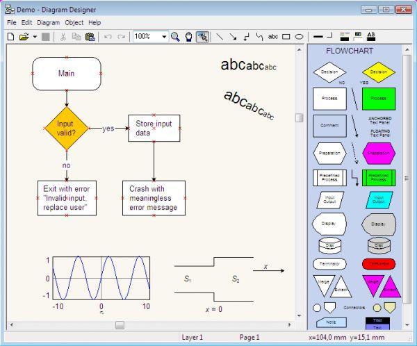Vorschau Diagram Designer - Bild 1