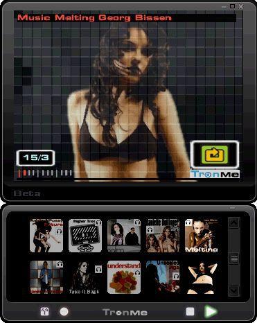 Vorschau TronMe Media Player - Bild 1