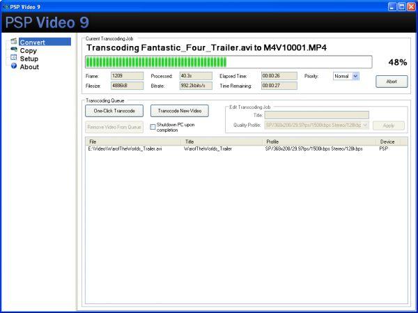 Vorschau PSP Video 9 - Bild 1