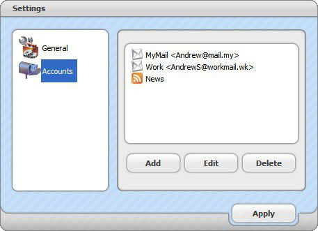 Vorschau Smart Mail Notifier - Bild 1