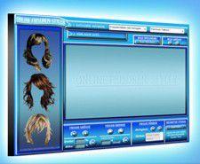 Vorschau Online Frisuren Styler - Bild 1