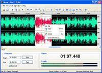 Vorschau Wave Editor - Bild 1