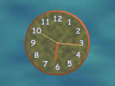 Vorschau Active Clock ScreenSaver - Bild 1