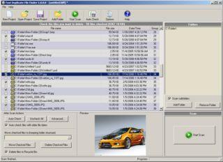 Vorschau Fast Duplicate File Finder - Bild 1