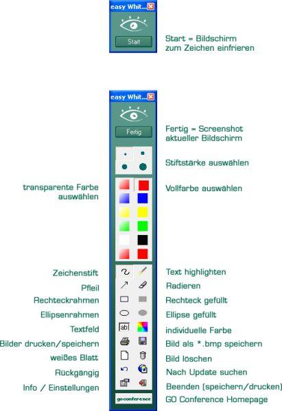 Vorschau easy Whiteboard - Bild 1