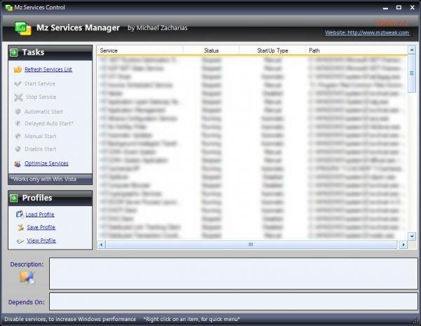Vorschau Mz Services Manager - Bild 1